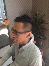 オシャレモヒカン|COVOのヘアスタイル