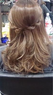 3DWカラー☆★外国人風セレブカラー COVOのヘアスタイル