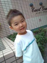 お子様カット|COVOのキッズヘアスタイル