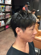 大人ツーブロック|COVOのメンズヘアスタイル