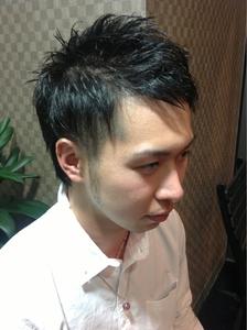 ツーブロック2|COVOのヘアスタイル