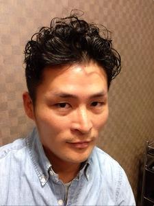 くせ毛風パーマ|COVOのヘアスタイル