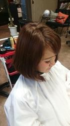 ボブスタイル【タンバルモリ】|COVO 高橋 友紀子のヘアスタイル