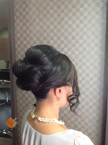 大人☆シニョン|COVOのヘアスタイル