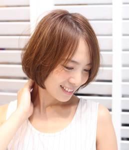 艶ボブ|muruchuraのヘアスタイル