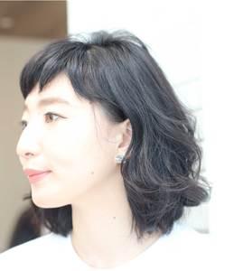 ゆるふわボブ|muruchuraのヘアスタイル