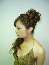 デザインアップ|Cierge 綱島店のヘアスタイル