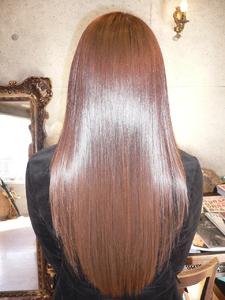 M3D縮毛矯正|Cierge 綱島店のヘアスタイル