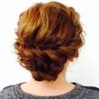 ツイストセット Cierge 新丸子店のヘアスタイル
