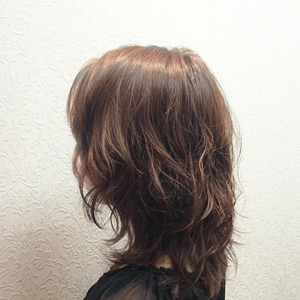 トレンドゆるふわパーマ Cierge 新丸子店のヘアスタイル