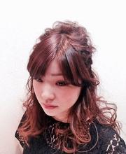 ゆるふわハーフアップ|Cierge 新丸子店のヘアスタイル