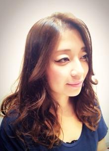スモーキーアッシュ|Cierge 新丸子店のヘアスタイル