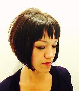 ショートBOB|Cierge 新丸子店のヘアスタイル