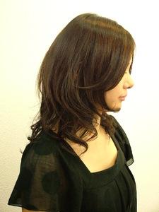 エレガントカール|Cierge 新丸子店のヘアスタイル