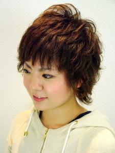 フワ・ハネショート|Cierge 新丸子店のヘアスタイル