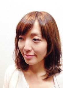 カジュアルカールヘア|Cierge 新丸子店のヘアスタイル