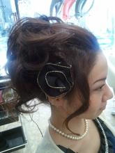 パーティUPスタイル|HAIR SALON LAPUTAのヘアスタイル