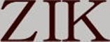 美容室 ZIK  |   のロゴ