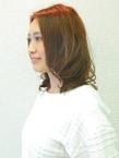 ヘルス&ビューティー☆ナチュラルセミロング