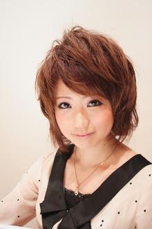 ソフトウルフ|hair salon Hiviraのヘアスタイル