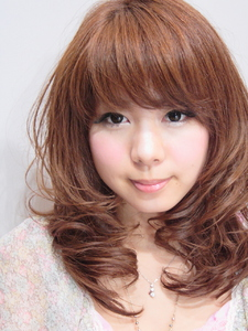 ゆるくびれパーマ|hair salon Hiviraのヘアスタイル