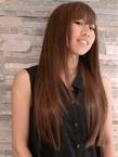 デザイン縮毛矯正☆ナチュラルストレート|hair salon Hiviraのヘアスタイル