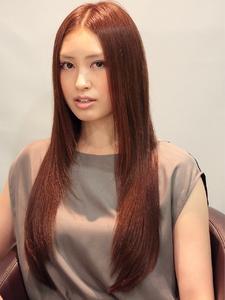 しっとり☆ストレートロング|hair salon Hiviraのヘアスタイル