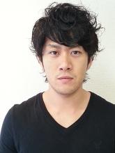 30歳を過ぎたメンズのサマー☆パーマスタイル|hair salon Hiviraのメンズヘアスタイル