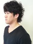 30歳を過ぎたメンズのサマー☆パーマスタイル