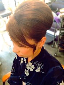 THE 浴衣スタイル|Ricca hairのヘアスタイル