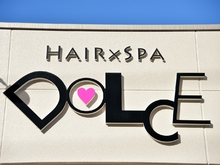 HAIR×SPA DOLCE  | ヘアースパ ドルチェ   のロゴ