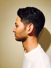 ショートバックアンドサイド|Chlorisのヘアスタイル