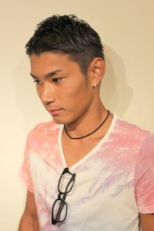 【Chloris/セトグチ】刈り上げツーブロック×艶黒髪|Chlorisのヘアスタイル