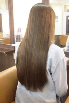 【Chloris/セトグチ】トリートメント×Aujua SMOOTH|Chlorisのヘアスタイル