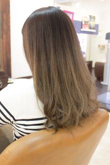 【Chloris/セトグチ】グラデーションカラー×ナチュラル|Chlorisのヘアスタイル
