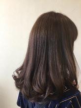 艶髪カラー|ahchjoohのヘアスタイル