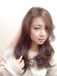 大人可愛い★エアリーロング|elmo hairのヘアスタイル