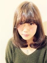 セミディ・ガーリーボブ☆|elmo hairのヘアスタイル