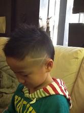 キッズカット|COURT 武蔵藤沢のキッズヘアスタイル