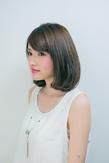 ツヤボブ|髪質改善ヘアエステサロン La fonteのヘアスタイル