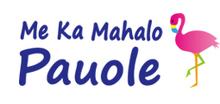 Me Ka Mahalo Pauole -Eyelash-  | メカマハロ パウオレ  のロゴ