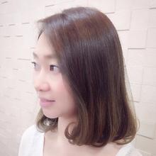 マットカラーグラデーション Reve aki☆ のヘアスタイル