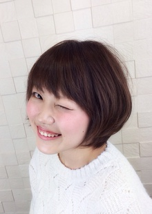 潤艶グラデーション。|Reveのヘアスタイル