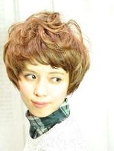 『Luce Hair design』 ナチュラルかわいいマッシュショート|Luce Hair designのヘアスタイル