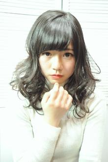 『Luce Hair design』 スウィートセミディ (宮原名央)|Luce Hair designのヘアスタイル