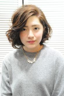 『Luce Hair design』 マニッシュガール (宮原名央)|Luce Hair designのヘアスタイル