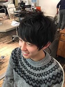 爽やかショートスタイル|hair make Peaceのヘアスタイル