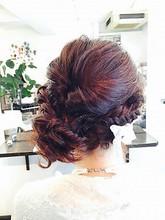 編み編みパラダイス☆|hair make Peaceのヘアスタイル