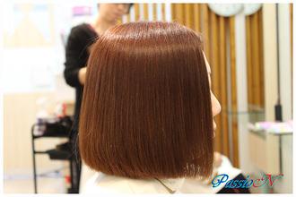 さら艶☆前下がりボブ|美容室 PassioN 志村三丁目店のヘアスタイル