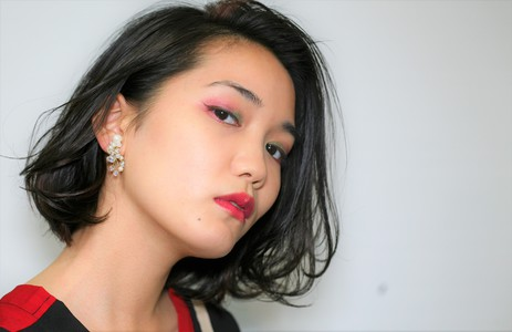 ミディアムボブスタイル|BEAUTIFUL DAYのヘアスタイル